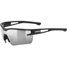 UVEX Sportstyle 116 Sportglasses black matt/ltm.silver